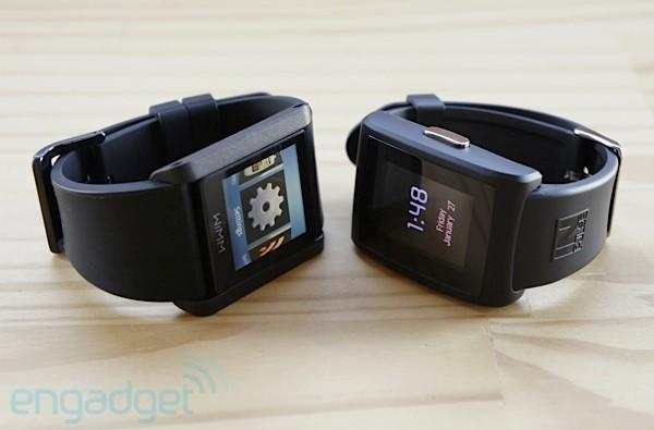 inPulse and WIMM One: the tale of two smartwatches (video)