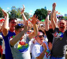 Australians celebrate same-sex marriage vote