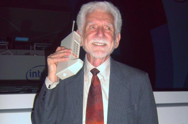Cellphone inventor says they've become 'too complicated,' rock-n-roll too loud