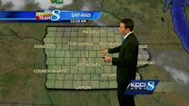 Video-Cast: Hot, humid with storm chances
