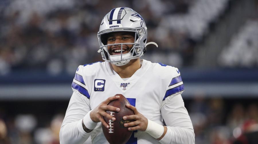 Why Dak Prescott is a good bet for NFL MVP