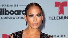 Jennifer Lopez Wows at the Billboard Latin Music Awards in Revealing Julien MacDonald