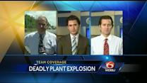 73 Injured, 1 killed in Geismar plant explosion