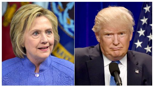 Clinton, Trump take gloves off in White House slog