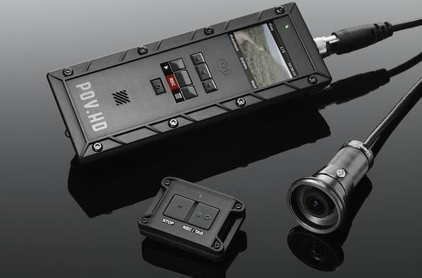 Rugged POV.HD video system captures 1080p through anything, for a price