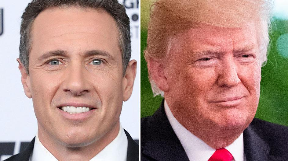 Chris Cuomo: Donald Trump 'Fully Transitioned Into Mob Boss Mode' This Week