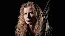 Megadeth's Dave Mustaine Breaks Silence on Cancer Battle: 'I'm Not Gonna Let This Beat Me'