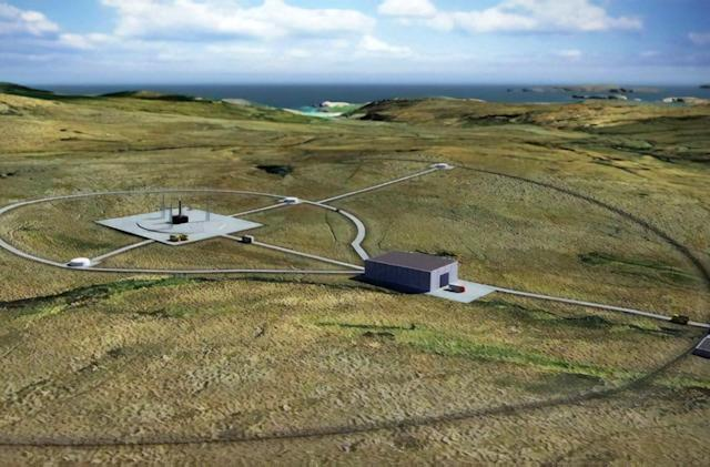 UK's first spaceport will be located in Scotland