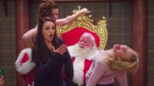 'A Bad Moms Christmas' second green- and red-band trailers: Meet the parents