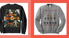 18 Halloween Sweaters That Let You Be Festive Without Wearing a Costume