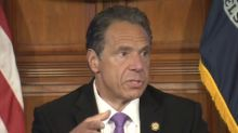 "Cuomo: Don't ""blur the lines"" between looters and protesters"