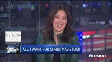 Four stocks to stuff your stocking