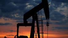 Oil prices inch up as sanctions loom