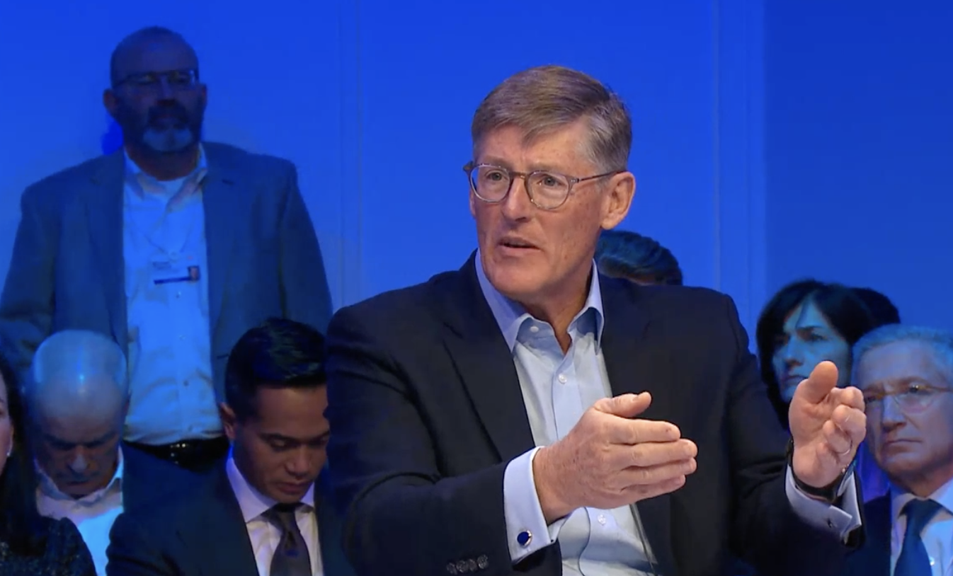Citi CEO's family story sums up why banks can't speed up tech advancements
