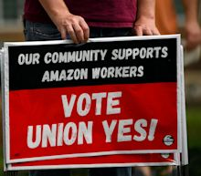 Teamsters launch campaign to organize Amazon workers