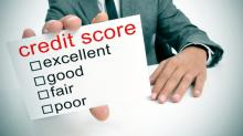 The Average American's Credit Score Is Good -- But Not Great