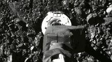 Sonda de la NASA hizo volar escombros al tocar asteroide