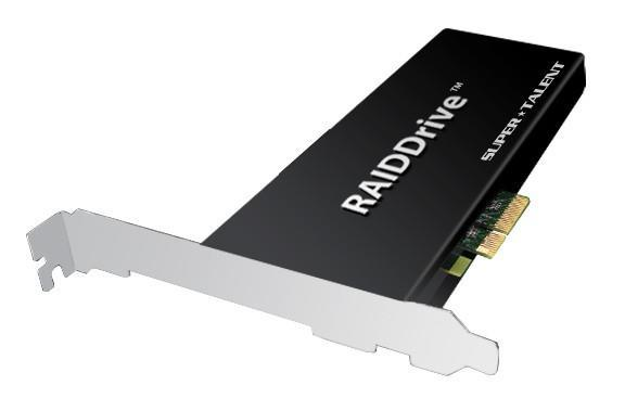 Super Talent's 2TB PCIe RAIDDrive promises 1.3GBps sequential writes, 1.2GBps reads