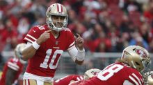 Pickups of the Week: Jimmy Garoppolo cannot be contained, needs to be owned