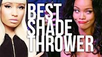 4 Best Female Celeb Shade Throwers