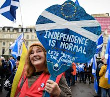 SNP reveals 'roadmap to referendum' as poll shows support for independence