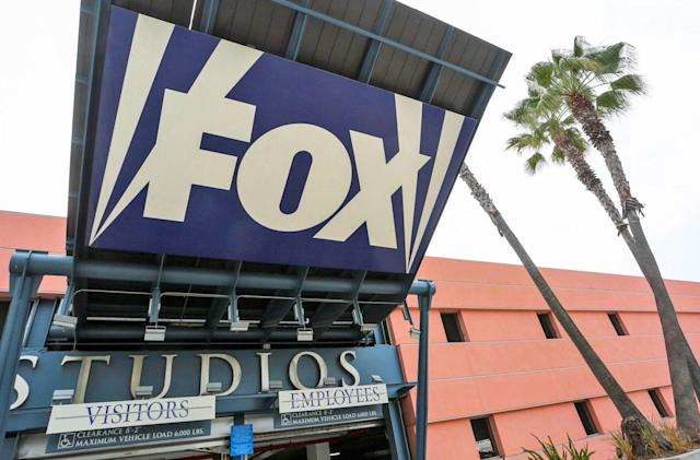 21st Century Fox held talks to sell most of its assets to Disney