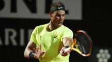 Nadal suffers shock Rome quarter-final exit - Schwartzman beats king of clay