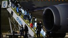 Disarray as 47 players affected after positive tests on Australian Open planes