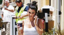 Kourtney Kardashian's Best Street Style Looks