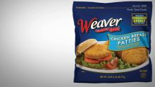 Tyson recalls more than 39,000 pounds of chicken