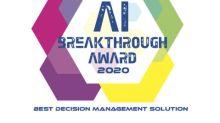 Moody's Analytics erhält Auszeichnung bei den AI Breakthrough Awards für die beste Lösung für das Entscheidungsmanagement