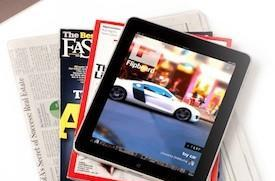 Time Inc. exec makes the leap to iPad startup Flipboard