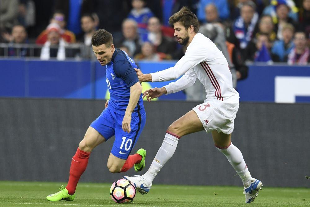 France-Espagne : après le match, Piqué charge le Real