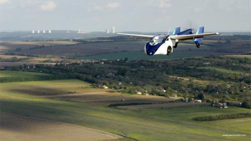 World Flying Cars Flying Car Will go on Sale in