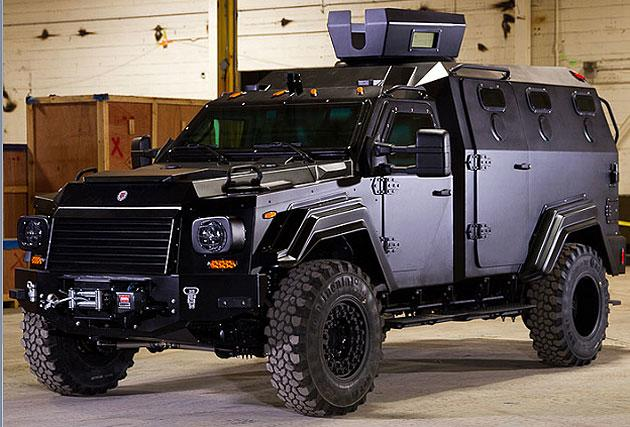 Armored Truck For Sale >> J R Smith Apparently Drives A 450 000 Armored Truck Around