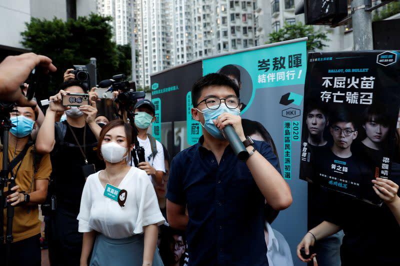 Young Hong Kong democrats seek new political order under shadow of Beijing