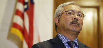 SF mayor Ed Lee dies at age 65