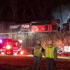 Freight Train Collision In Kentucky Leaves 4 Injured