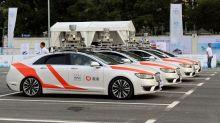 Los taxis sin conductor, el 'conejillo de indias' para los coches autónomos