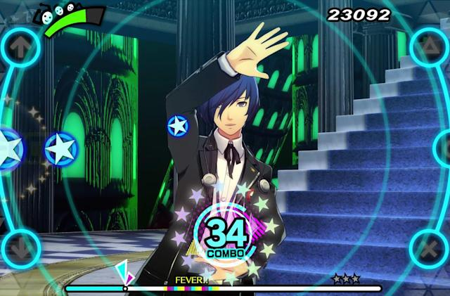 'Persona 3: Dancing in Moonlight' damaged my fictional friendships