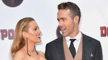 Blake Lively and Ryan Reynolds Are Back to Their Typical Instagram Antics