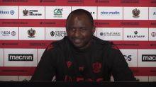 Foot - L1 - Nice : Vieira : «Je sens les joueurs excités»
