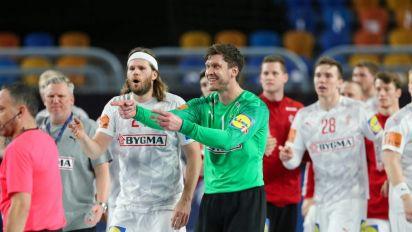 Nach Siebenmeterwerfen: Titelverteidiger Dänemark ringt WM-Gastgeber Ägypten nieder