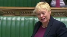 Angela Eagle In Tears As She Tells LGBT Protesters 'We Aren't Getting Back In The Closet'