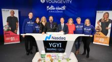 Youngevity Rings in Wellness Week 2020 at Nasdaq Closing Bell
