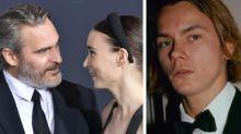 Primo figlio per Joaquin Phoenix e Rooney Mara (e il nome è un omaggio al fratello River)