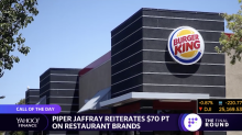 Piper Jaffray Reiterates Overweight Rating, $70 PT on Restaurant Brands