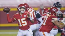 Kansas City Chiefs start Super Bowl defence with win over the Houston Texans