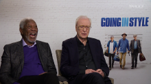 Morgan Freeman explains why you'll NEVER hear him do an accent on screen (exclusive)