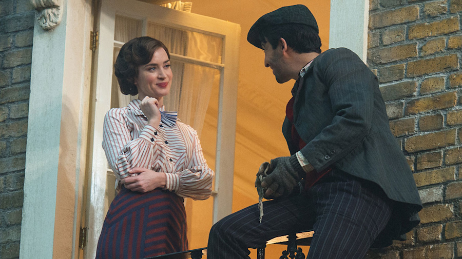 How 'Mary Poppins Returns' reinvents the beloved nanny for the 21st century